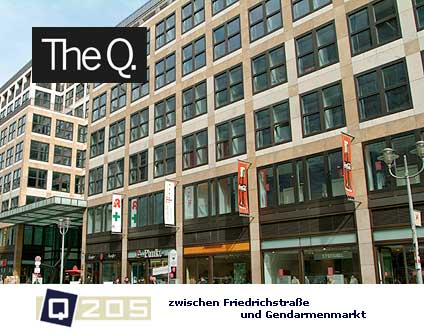 quartier 205 friedrichstadt passagen alle shopping berlin. Black Bedroom Furniture Sets. Home Design Ideas