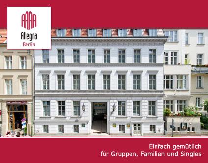 Hotel Allegra Berlin Telefon