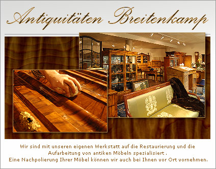 breitenkamp antiquit ten antike m bel shopping berlin. Black Bedroom Furniture Sets. Home Design Ideas
