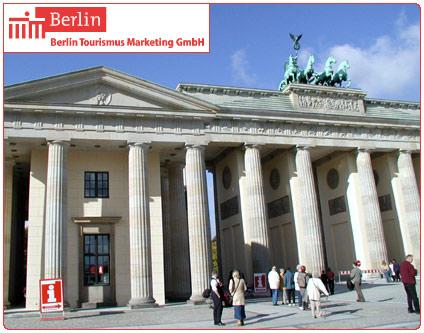 Berlin infostore im brandenburger tor office du tourisme tous h tels berlin - Office de tourisme munich ...